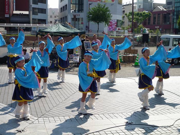 上町の可愛い踊り子 :