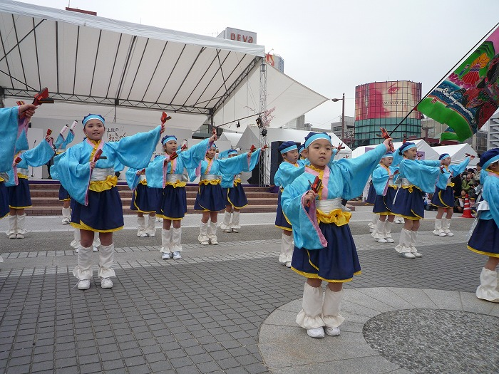 【土佐のおきゃく2009】春の舞 4 :