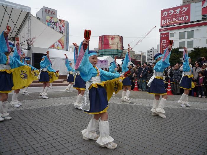 【土佐のおきゃく2009】春の舞 5 :