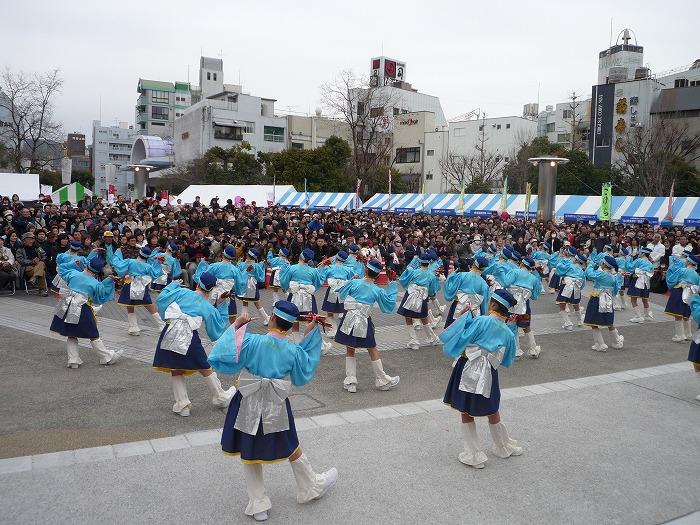 【土佐のおきゃく2009】春の舞 8 :