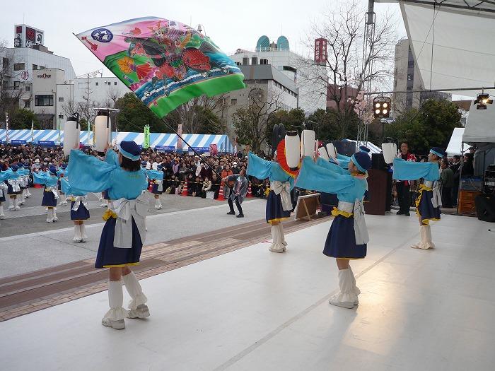 【土佐のおきゃく2009】春の舞 9 :