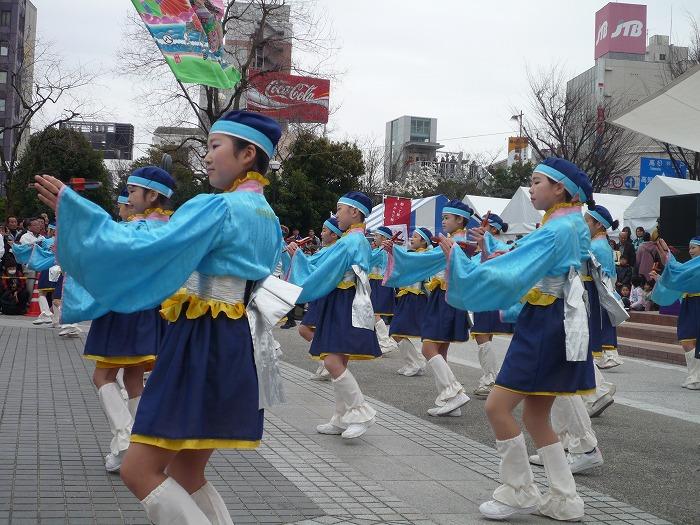 【土佐のおきゃく2009】春の舞 10 :