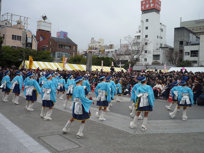 【土佐のおきゃく2009】春の舞 13 :