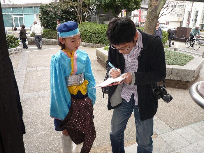 【土佐のおきゃく2009】春の舞 16 :