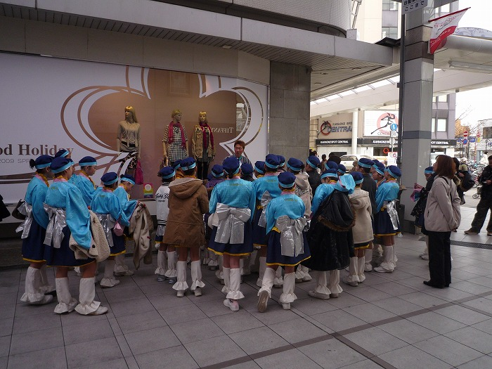 【土佐のおきゃく2009】春の舞 17 :